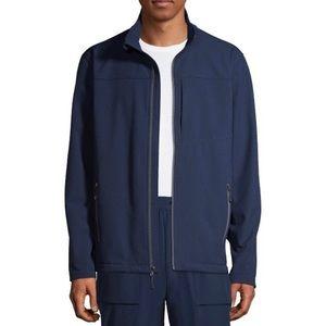 Swiss Tech Navy Rain Jacket Size 3XL